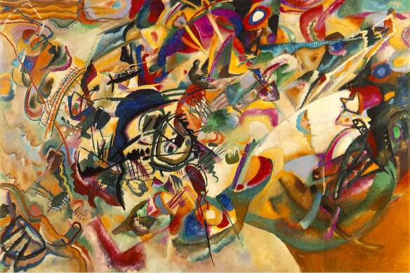 Wassily Kandinsky, Composizione VII, 1913